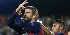 Pique raises doubts about his future with Barcelona