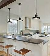 kitchens with pendant lighting - Bing Images