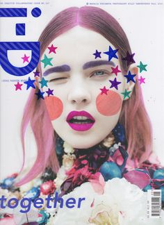 ana strumpf does i-D (2013)