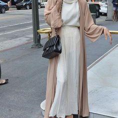 2017 promotion Adult Casual Acetate Robe Musulmane Turkish Abaya New Muslim Dress Cardigan Robes Arab Worship Service Islamic Fashion, Muslim Fashion, Modest Fashion, Fashion Outfits, Abaya Designs, Casual Hijab Outfit, Hijab Chic, Ootd Hijab, Muslim Dress