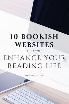 Goodreads, Lit Hub, Off the Shelf, + more bookish websites that will enhance…