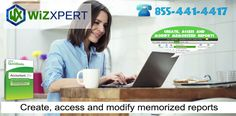 Report is a set of instructions that QuickBooks uses to display data from your company file. In this we discuss about uses of report in QuickBooks. For more detail please visit the website: https://www.wizxpert.com/create-access-and-modify-memorized-reports/ https://www.wizxpert.com/quickbooks-support-help-phone-number/