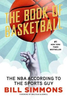 So thick I'm still trying to get through it. Bill Simmons is 1 of 4 remaining reasons I still follow the NBA causally.