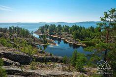 Lake Lagoda, Karelia, Russia