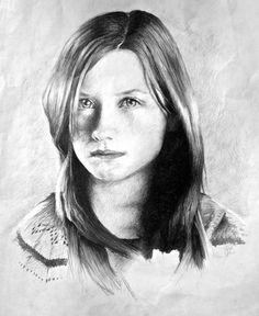 Ginny Weasley by Daniel Jackson [©2011-2014 funkymarshstomper]