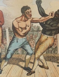 Boxing Fight, Mma Boxing, Boxing Workout, Boxing Gym, Bare Knuckle Boxing, Boxing Images, Victorian Street, Boxing Posters, Boxing History