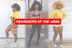 Fashionista of the Week - Shakyra Kakes
