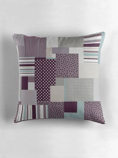 Hey, I found this really awesome Etsy listing at https://www.etsy.com/uk/listing/564252349/purple-cushion-purple-colour-block