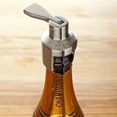 le creuset champagne resealer for $35