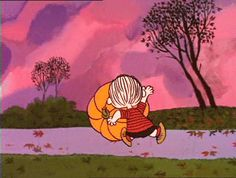GIPHY is your top source for the best & newest GIFs & Animated Stickers online. Find everything from funny GIFs, reaction GIFs, unique GIFs and more. Charlie Brown Pumpkin, Charlie Brown Thanksgiving, Charlie Brown Halloween, Happy Halloween Gif, Fall Halloween, Snoopy Videos, Charlie Brown Characters, Peanuts Cartoon, Peanuts Snoopy