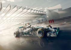 Mercedes-Benz Motorsport - F1 - FULL-CGI