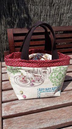 Luna Patch: Lunch bag, o bolso para el tupper