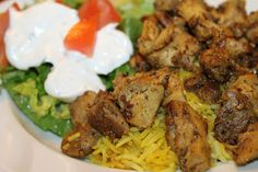 NYC Style Halal Chicken & Rice