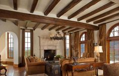 Captivating Mediterranean Equestrian Estate in Carmel