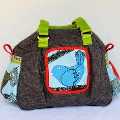 SaMari Design : 9. Woche Sew-Along - die Kugeltasche