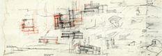 Alvar Aalto sketch