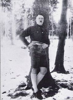 10 Emasculating Photos of History's Most Feared Dictators and Leaders.    These make me happy.