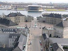 Copenhagen - Denmark - royals -