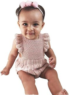For 0-18 Months Baby,DIGOOD Toddler Baby Girls Boys Fashion Leopard Print Romper Jumpsuit+Headband Playsuit Clothes