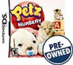 Shop Petz Nursery — PRE-OWNED Nintendo DS at Best Buy. Find low everyday prices and buy online for delivery or in-store pick-up. Nintendo Ds, Cool Things To Buy, Childhood, Teddy Bear, Nursery, Animals, Cool Stuff To Buy, Infancy, Animales