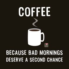 Bad Morning, Little Cup, I Love Coffee, Coffee Quotes, Coffee Cups, Happiness, Lovers, Bar, Mugs