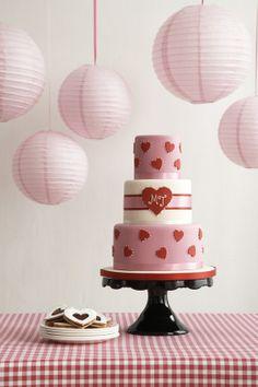 Peggy Porschen Wedding Cake