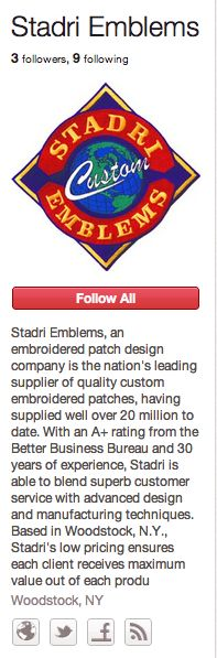 Stadri Emblems