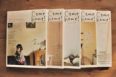 come home! ชอบดู come home ถ่ายรูปสวยยยย
