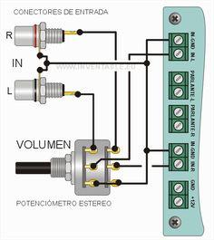 Proyecto DIY para la construcción de un amplificador audio 12V ultacompacto con materiales fáciles de conseguir.