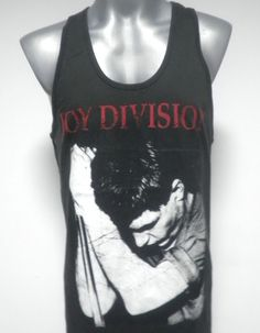 JOY DIVISION   Women Singlet  Tank Top  Sleeveless  by 99rockshop, $14.50