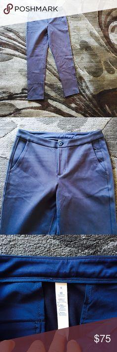 ‼️LULULEMON CASUAL PANTS‼️ NWOT navy blue color lululemon athletica Pants