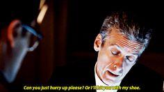 Peter Capaldi, Doctor Who #12, Doctor Who Season 8, Episode 11: Dark Water
