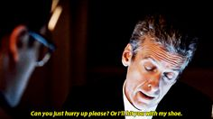 Peter Capaldi, Doctor Who #12, Doctor Who Season 8, Episode 11: Dark Water<< so going to say this