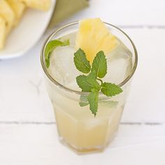 Mojito A favorite drink of mine especially in the summer. Renee.