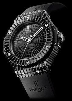#Hublot Big Bang White Caviar and Black Caviar 346.CX.1800.RX Black is back! http://www.horloger-paris.com/fr/2584-occasions #BigBang #SIHH