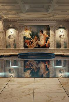 Luxury Homes-Houzz Luxury Mansions+Estates #Luxurydotcom