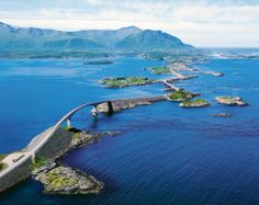 Atlanterhavsveien, Norway. Best road trip in the world.