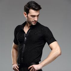 2016 Sale Tango Dress Summer Male Latin Dance Samba Paso Doble Square Shirt Top Performance Wear Adult Short sleeve Competition -in Latin from Novelty & Special Use on Aliexpress.com   Alibaba Group