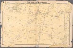 Atlas of Staten Island, Richmond County, New Yo. Staten Island New York, New York City Map, New York Public Library, Sheet Music, Digital, Image, Music Charts, Music Sheets