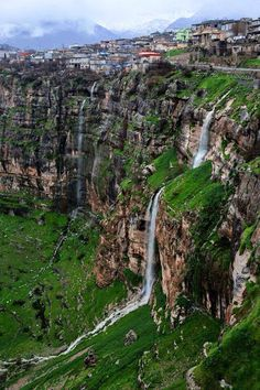Rawanduz, is a city of South Kurdistan, located in the #Soran District of Hewler (Erbil) #Governorate.  #Rawandiz was the capital of the historical Soran Emirate. The majority of its inhabitants are Kurds.