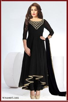 Anarkali Suits - Collection of Designer Anarkali dress with price online Salwar Kurta, Salwar Kameez Online, Anarkali Dress, Anarkali Suits, Lehenga, Sarees, Punjabi Suits, Pakistani Dresses, Indian Dresses