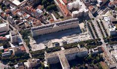 Photomontage Villa Colbert à Reims - Avant