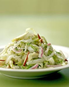 Costa Rican Cabbage Slaw | Oldways