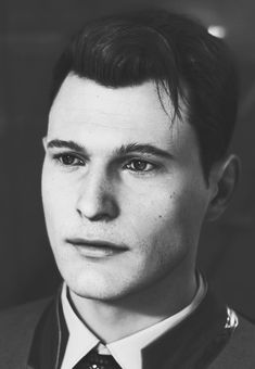 Detroit: Become Human, Connor