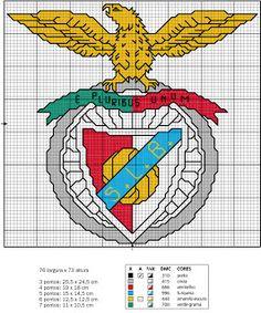 O Cantinho do Ponto de Cruz da Marta: Benfica