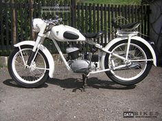1951 DKW  RT 200 Motorcycle Other photo