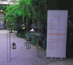 ♥♥ The Wedding Fashion Night ♥♥ ♥ Visita www.wfnclub.com ♥ #wfn #bodas #weddings - Velas de #cerabella iluminaban #exoticglam - @The Wedding Fashion Night