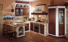 Cucine in muratura: Cucina Le Terre di Toscana [b] da Zappalorto ...