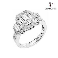 I found this incredible Chamonix White Gold-Plated Step Up Asscher-Cut Cubic Zirconia Ring on choxi.com for 87% off. Sign up now and receive $10 off your first purchase. Amazing deals at unbelievable prices...Love it!