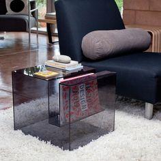Transparent Side Table